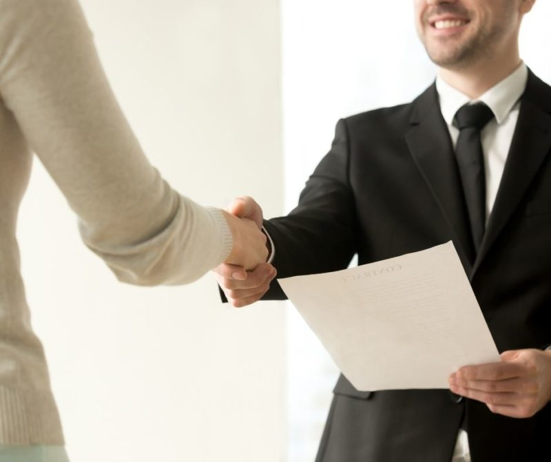 Promesse d'embauche