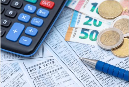 maladie et bulletin de salaire